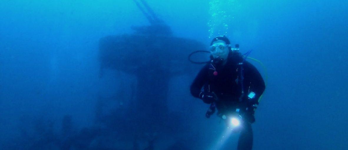 Plonger sur les épaves de la Côte Vermeille