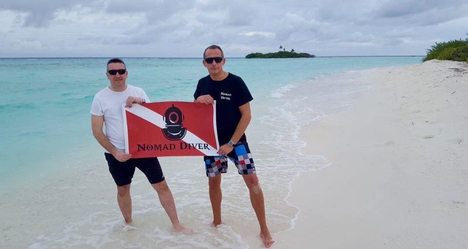 """Destination Plongée """" Les Maldives"""""""