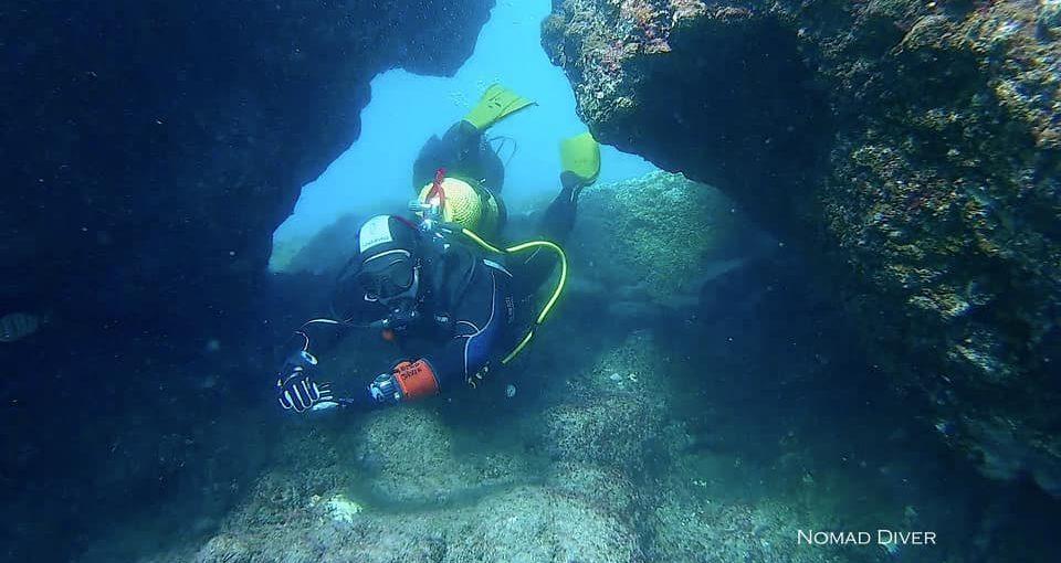 """Plonger aux îles Canaries à Fuerteventura """"A la recherche de l'Atlantide épisode 1"""""""