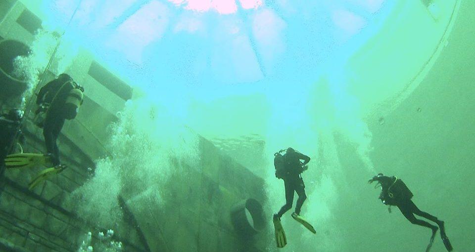 Plonger en Fosse près de Lille